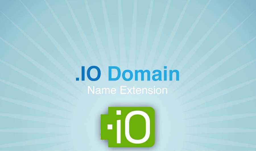 Why choose a .IO domain extension?